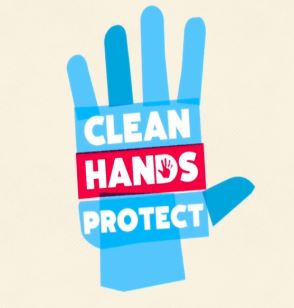 Clean Hands Campaign Logo